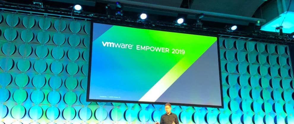 Servix participa do EMPOWER VMware