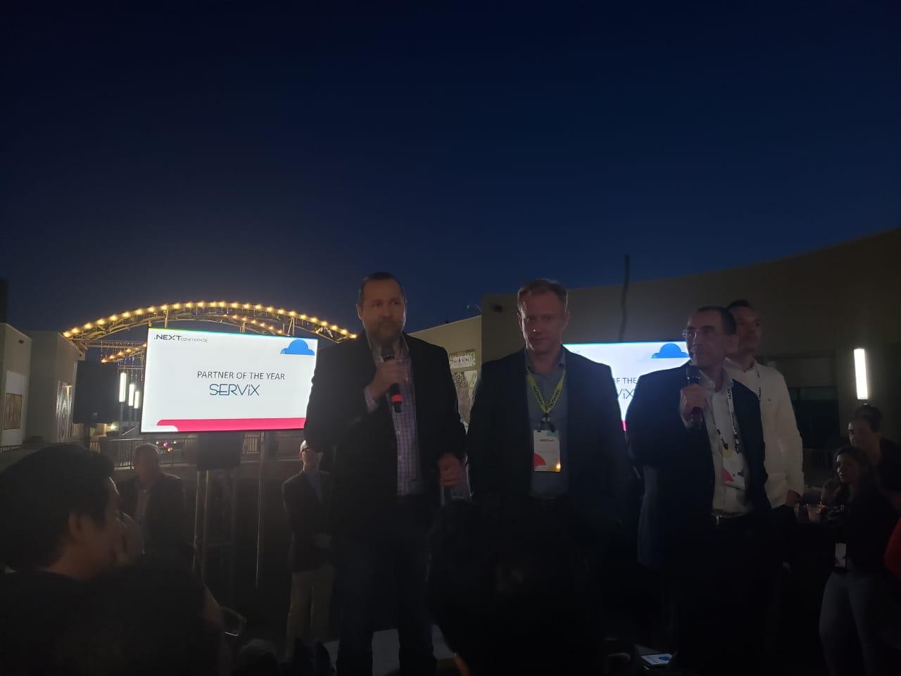 Servix conquista o Prêmio de Parceiro do Ano 2019 da Nutanix na América Latina