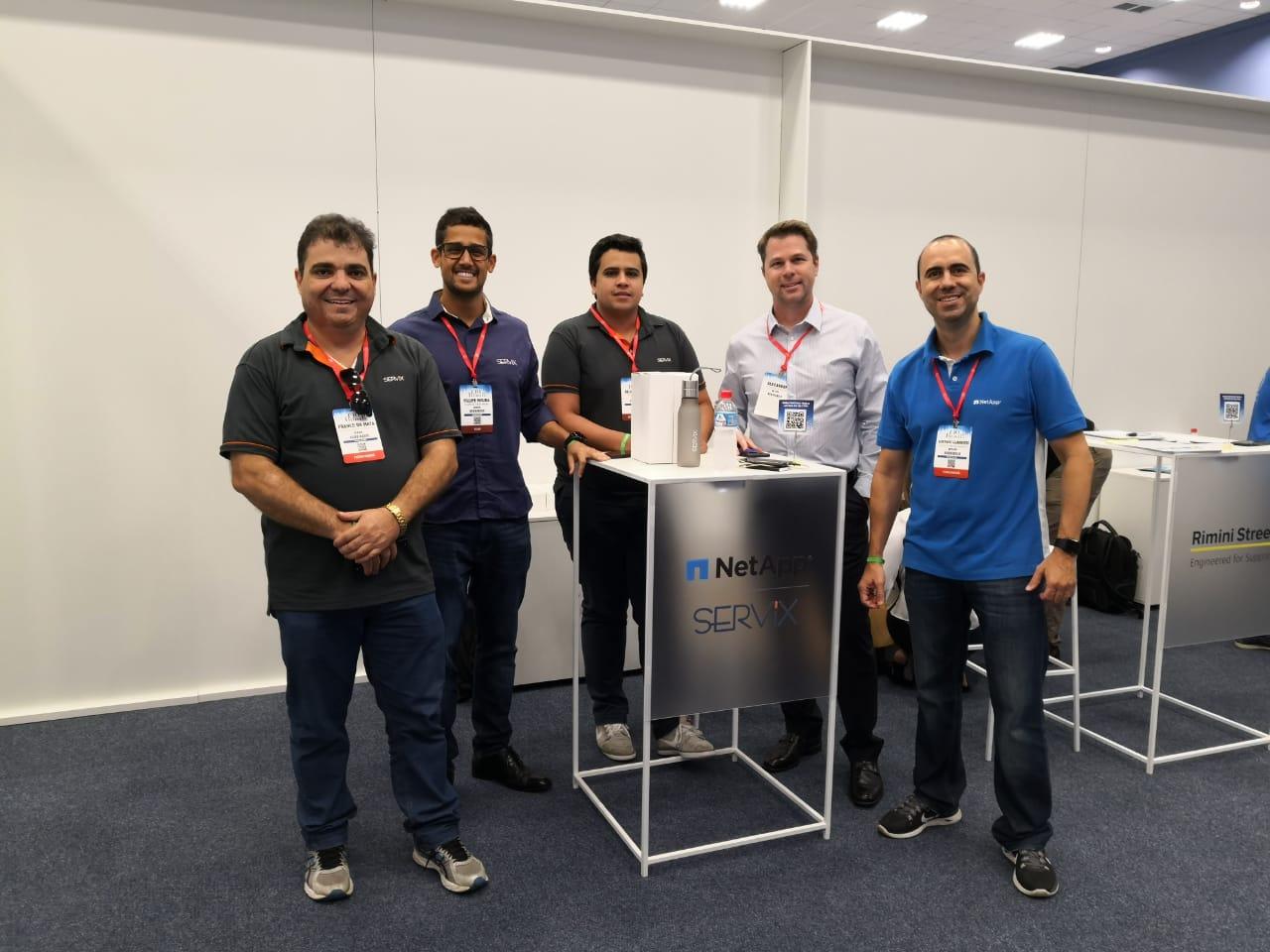 Servix participa da 17ª edição do CIO Brasil GOV em Florianópolis