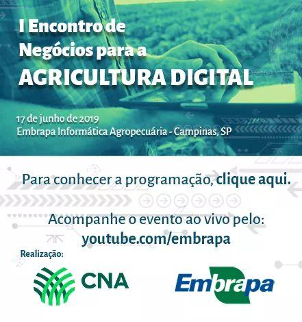 Servix participa de workshop do Observatório de Negócios Digitais para Agricultura Brasileira
