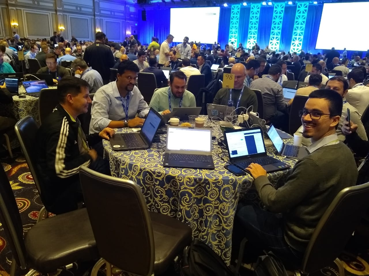 Servix participa do Nutanix Global Tech Summit