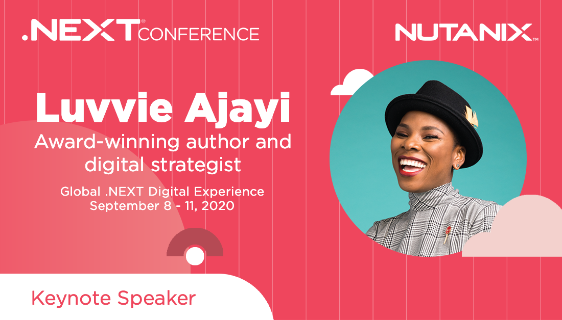 Register now for the NEXTconf Digital Experience