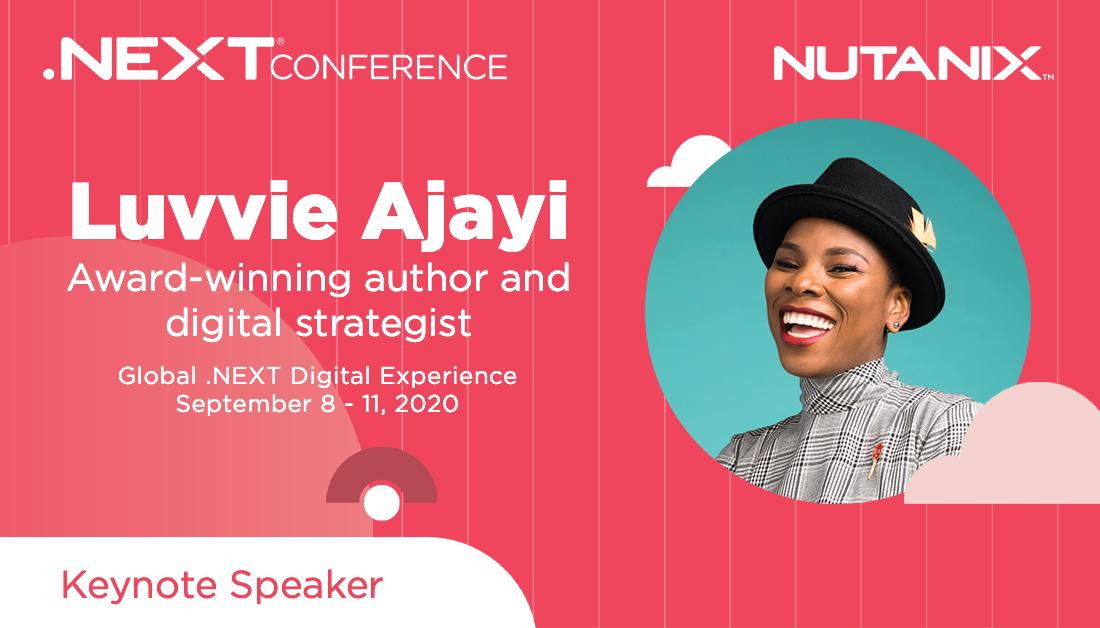 Registre-se agora para o NEXTconf Digital Experience!