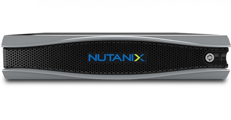 A infraestrutura hiperconvergente da Nutanix chega a AWS